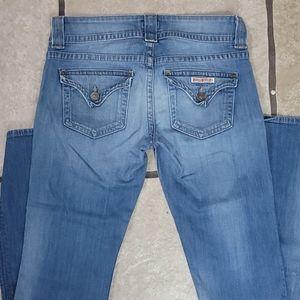 Hudson Jeans Boot Cut Legs 27/33 Long